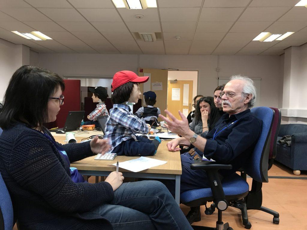 Emboa meeting, University of Hertfordshire